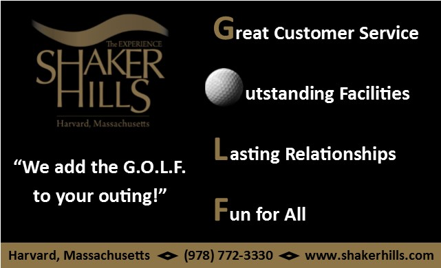 G.O.L.F. Outing Sales Pitch